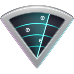 AirRadar Easy to use personalized wireless network scanner icon