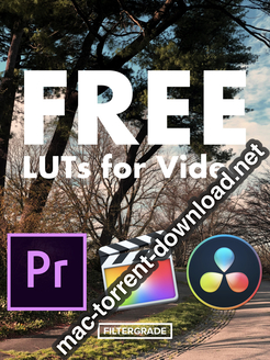 Colorful LUTs Pack for Vlogging icon