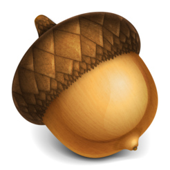 Acorn 5 the image editor for humans icon icon