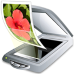 Vuescan scanner software with advanced features icon