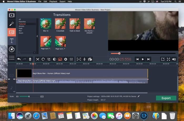 Movavi Video Editor 15 Business 1550 Screenshot 03 liug5uy