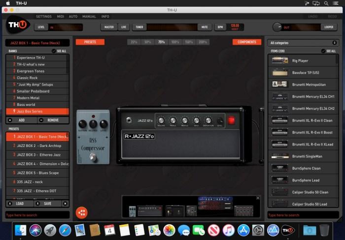 Overloud TH_U Complete v1020 WIN MAC Screenshot 01 1fy8v3sy