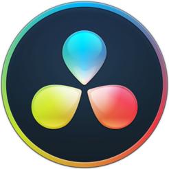 Blackmagic design davinci resolve studio icon