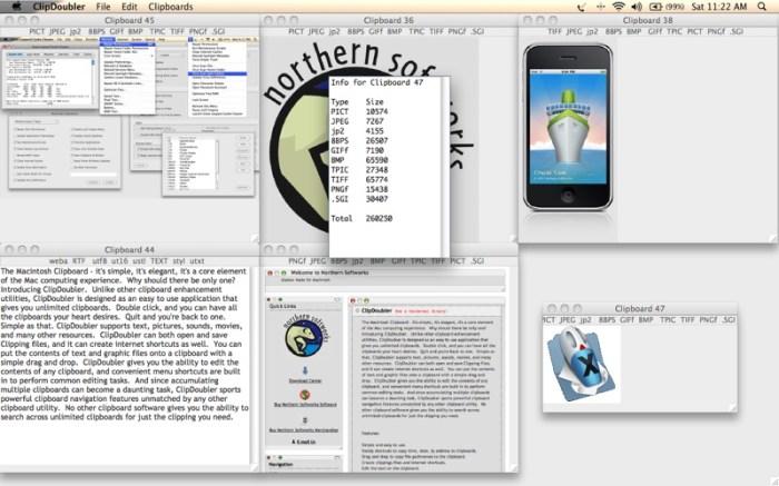 ClipDoubler Free Screenshot 01 1091h0cn