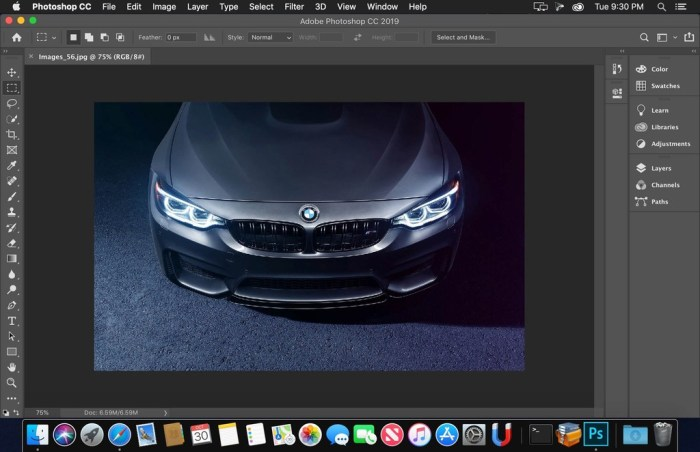 Adobe Photoshop CC 2018 v1919 Screenshot 01 11nifdky