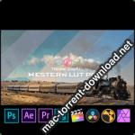 Triune Color Western LUTs (Win/Mac)