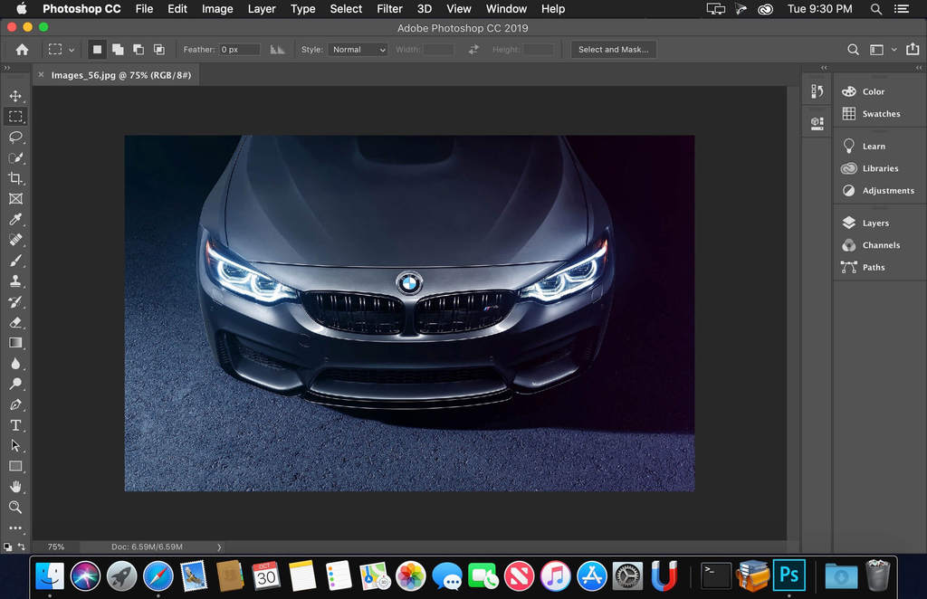 Adobe Photoshop CC 2018 v1919 Screenshot 01 bn8md1n