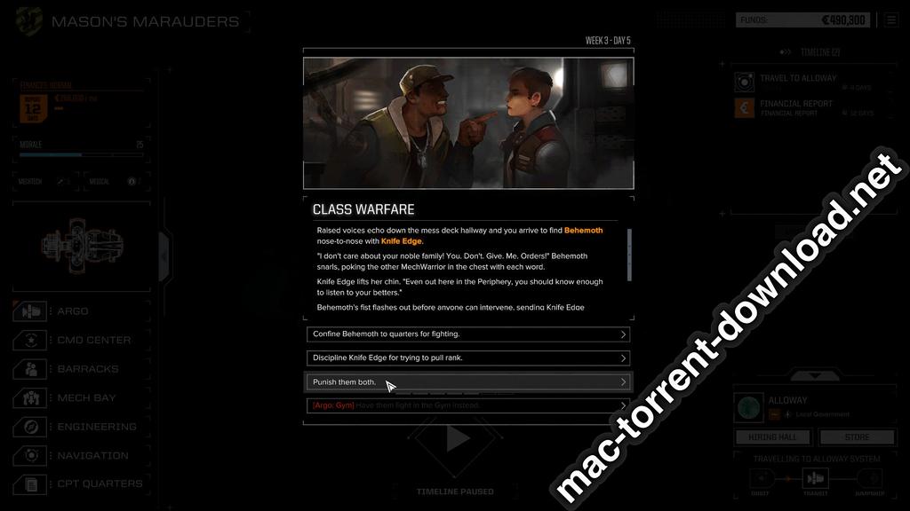 BATTLETECH 180629r plus DLC GOG Screenshot 10 bj5hafy