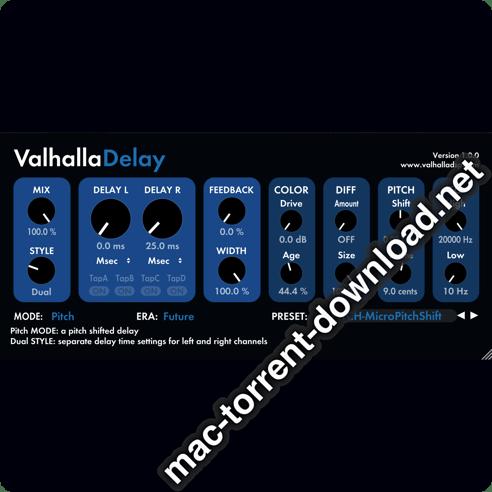 ValhallaDSP ValhallaDelay icon
