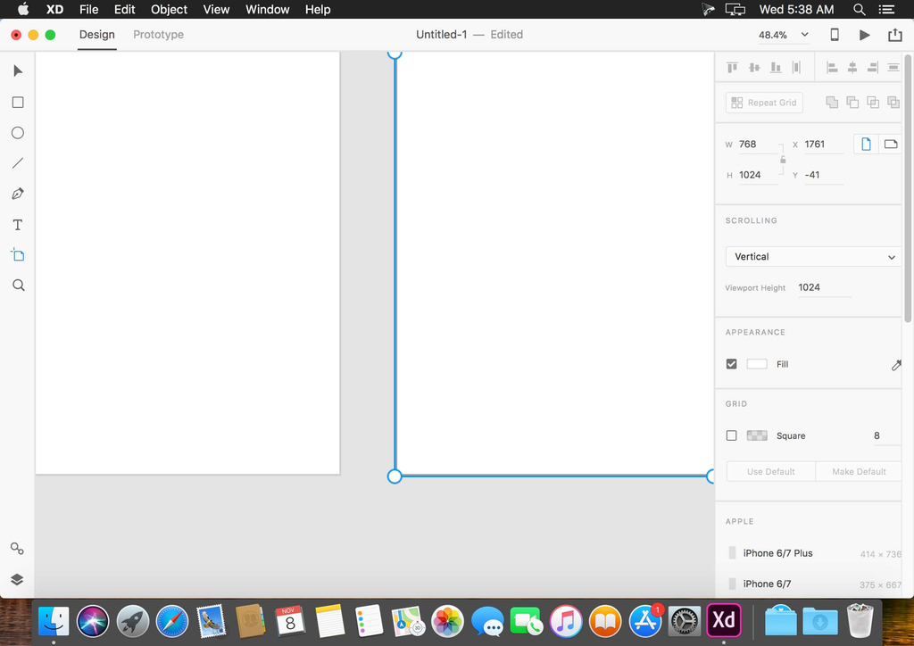 Adobe XD v22212 Screenshot 03 bnazkmy