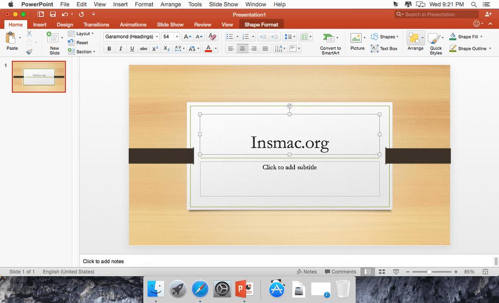 Microsoft Office 2019 for Mac 1629 VL Multilingual Screenshot 02 cz410cy