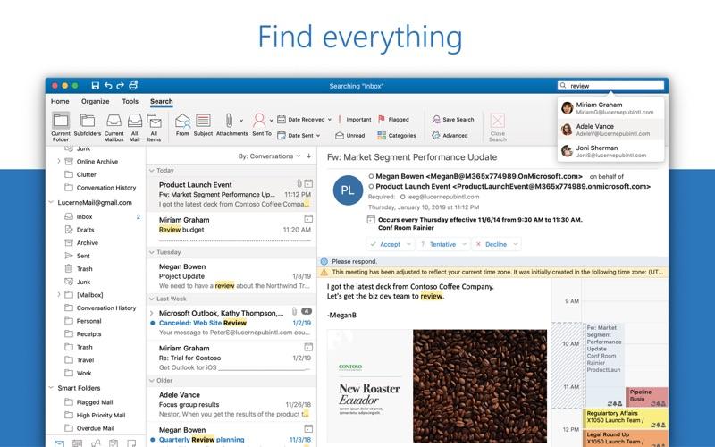 Microsoft Outlook Screenshot 3 bn8qqbn