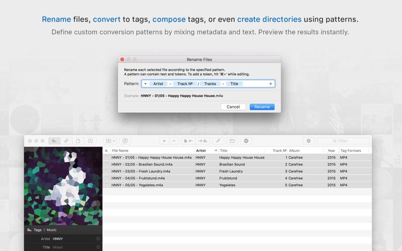 Meta – music tag editor Screenshot 03 bn94ovy
