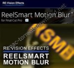 RevisionFX ReelSmart Motion Blur Pro 6.2 for After Effects