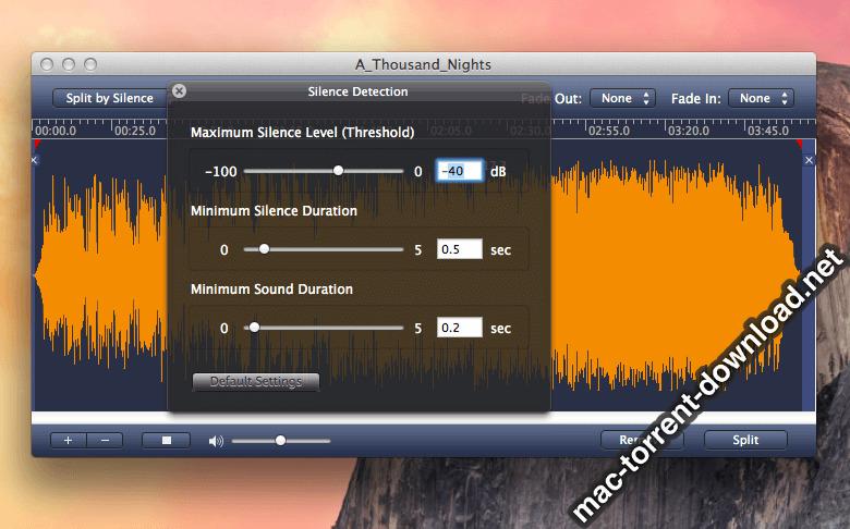 AppleMacSoft MP3 Splitter 501 Screenshot 04 t7fiagy
