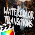 Ryan Nangle – Watercolor Transitions for Final Cut Pro