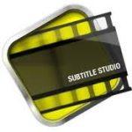Subtitle Studio macOS