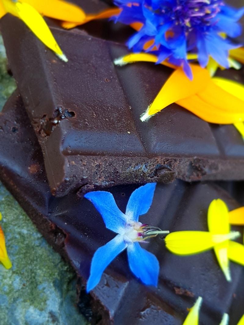 faire ses tablettes de chocolat rapide