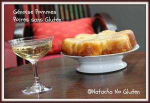 Genoise-pommes-poires