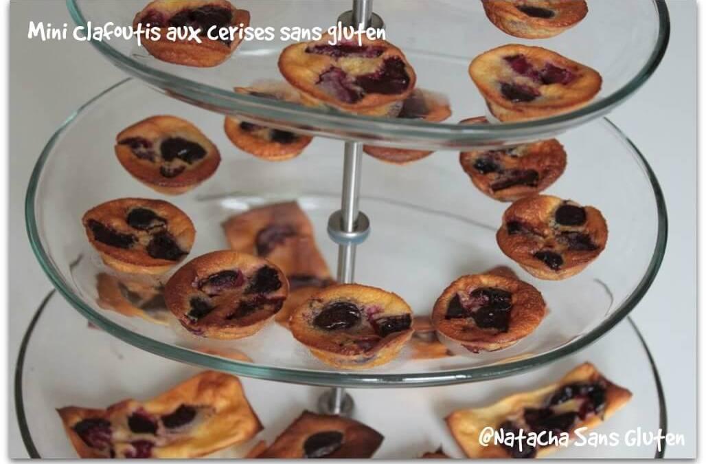 Clafoutis aux Cerises sans gluten (version mini)