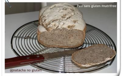 J'ai testé le pain Nutrifree sans gluten
