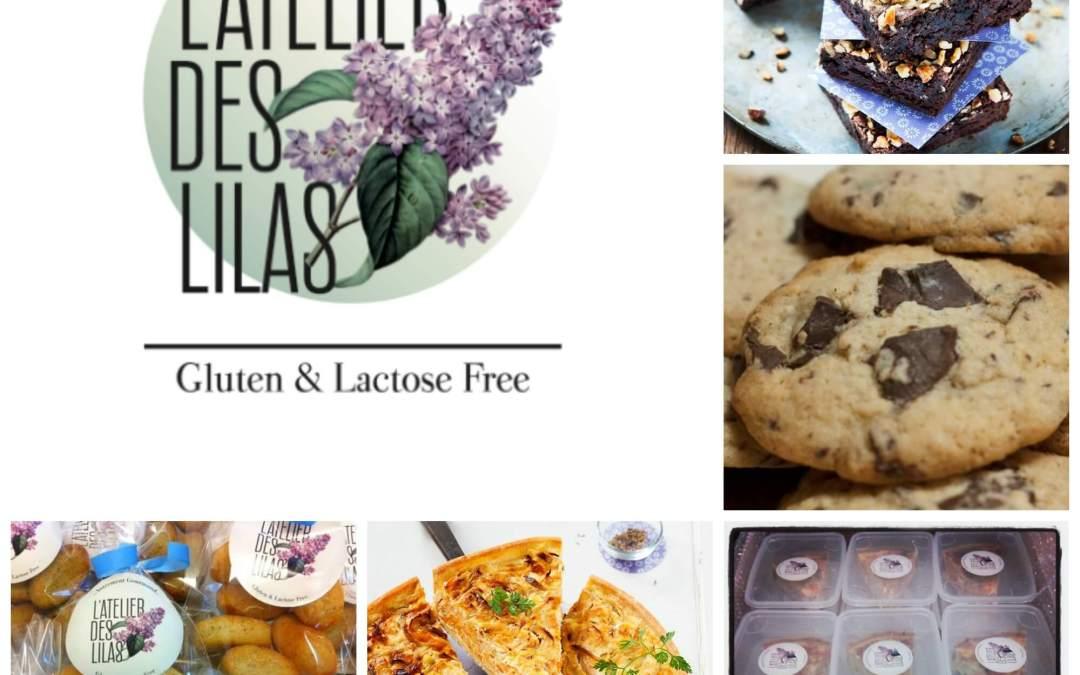 L'atelier des Lilas, traiteur sans gluten