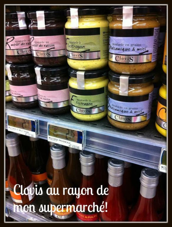 Clovis-supermarché