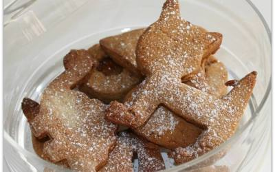 Sablés aux 3 farines sans gluten