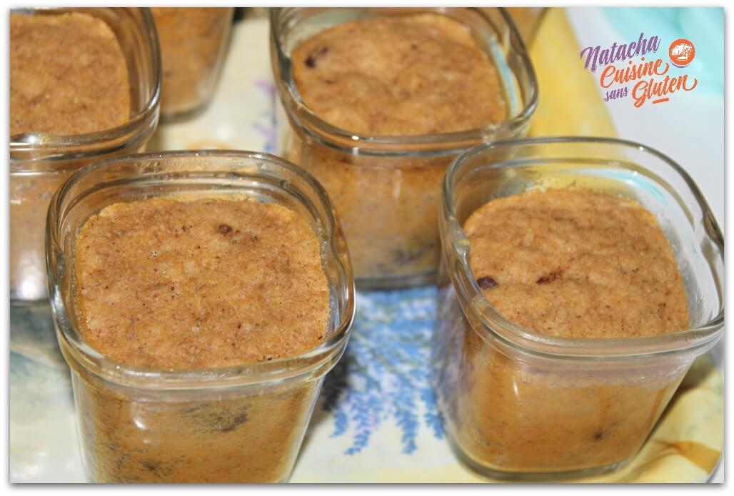 Muffins banane sans gluten (Multi délice)