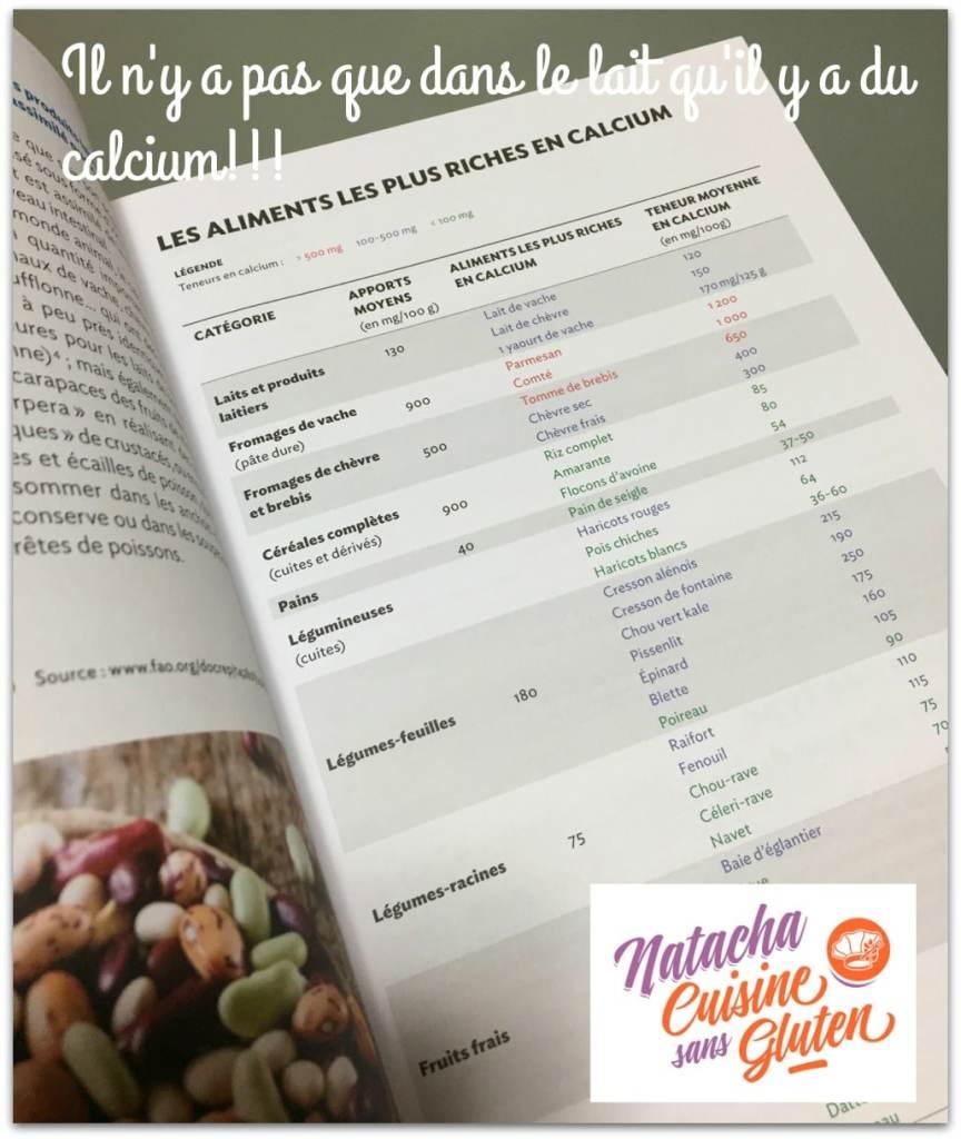 Cuisiner sans lait de Marie Chioca