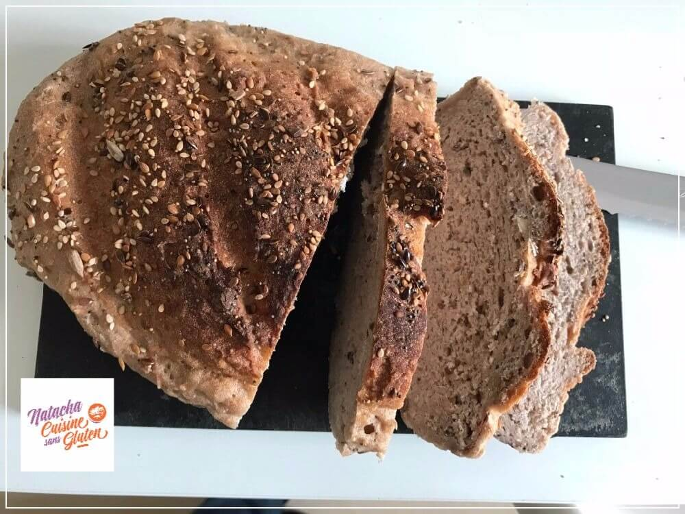 Faire son pain sans gluten avec l'omnicuiseur