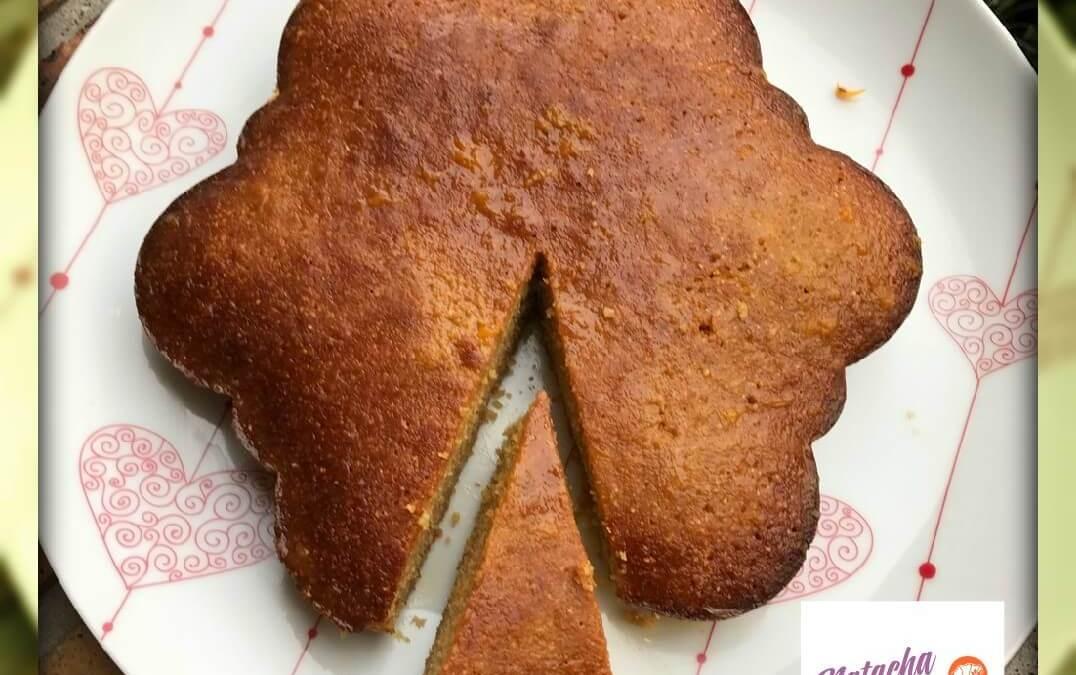 Gâteau polenta orange sans gluten