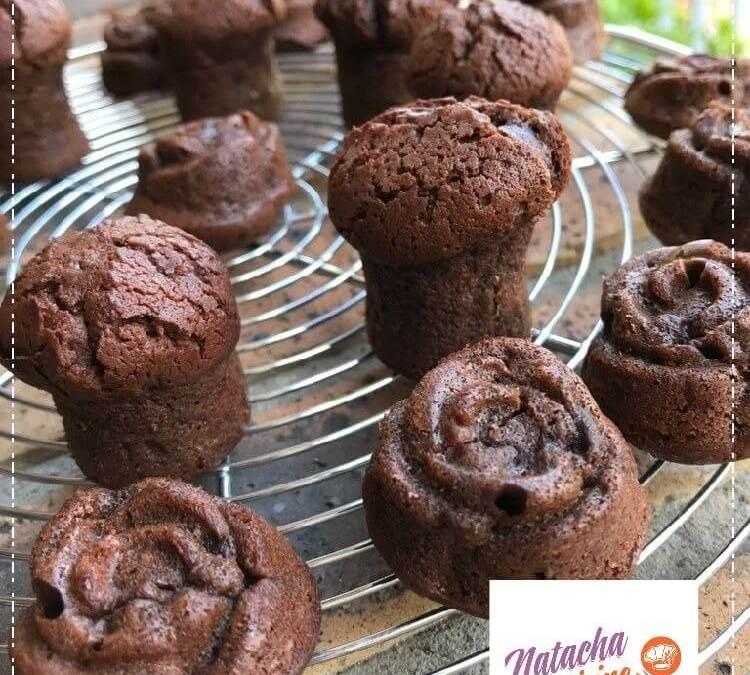 Mini Moelleux Chocolat Coco sans gluten sans lactose
