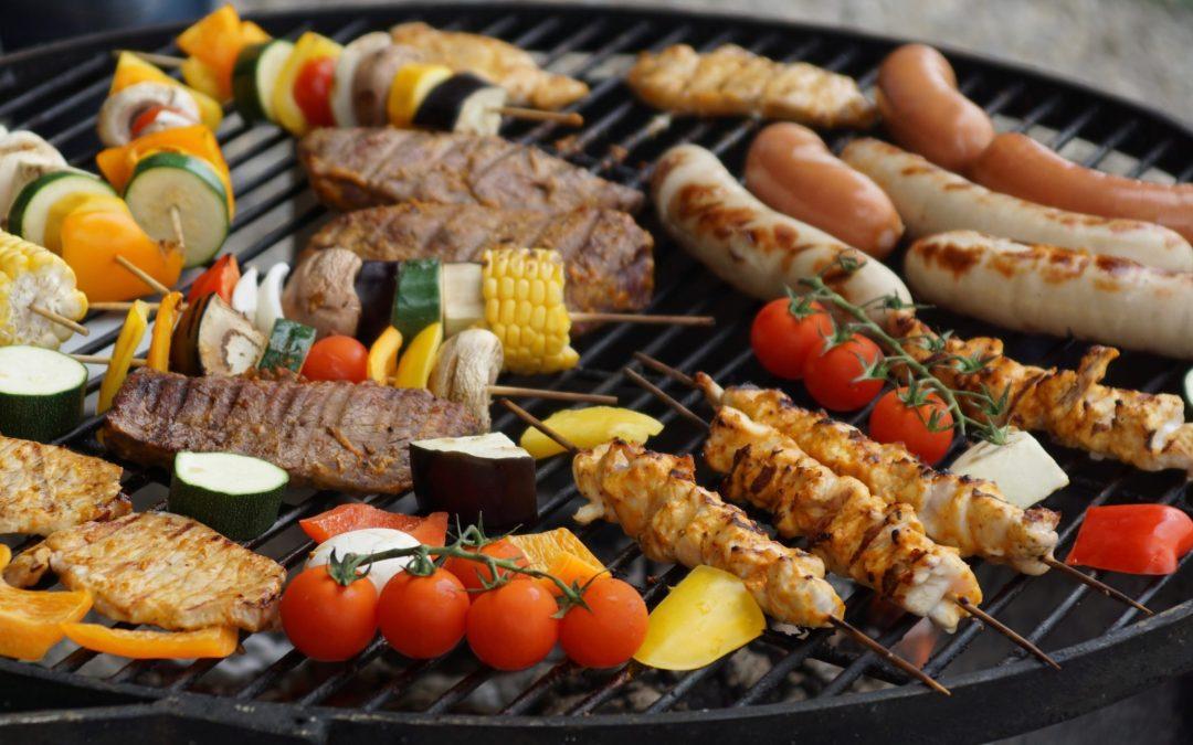 Organiser un barbecue sans gluten