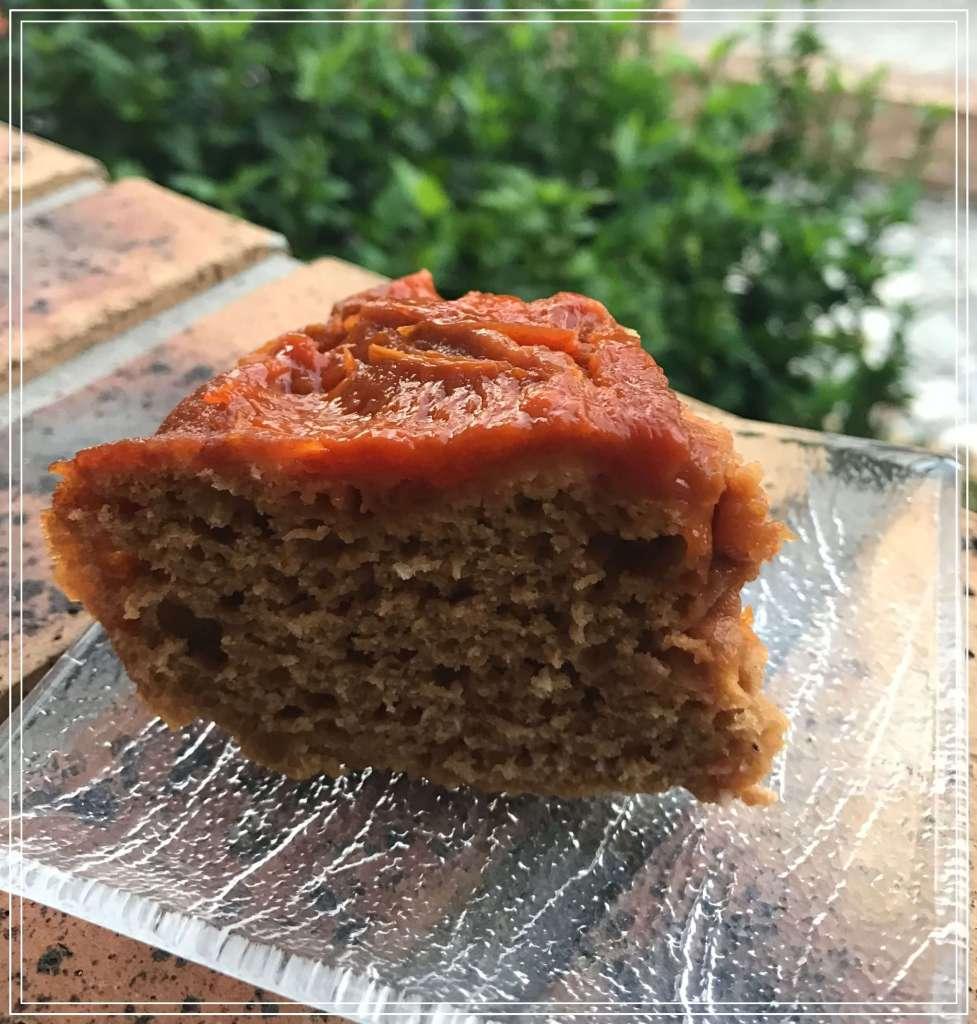 Gâteau aux abricots coco sans gluten