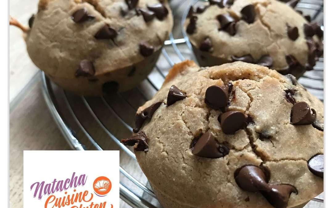 Muffins légers et gourmands sans gluten et sans lactose