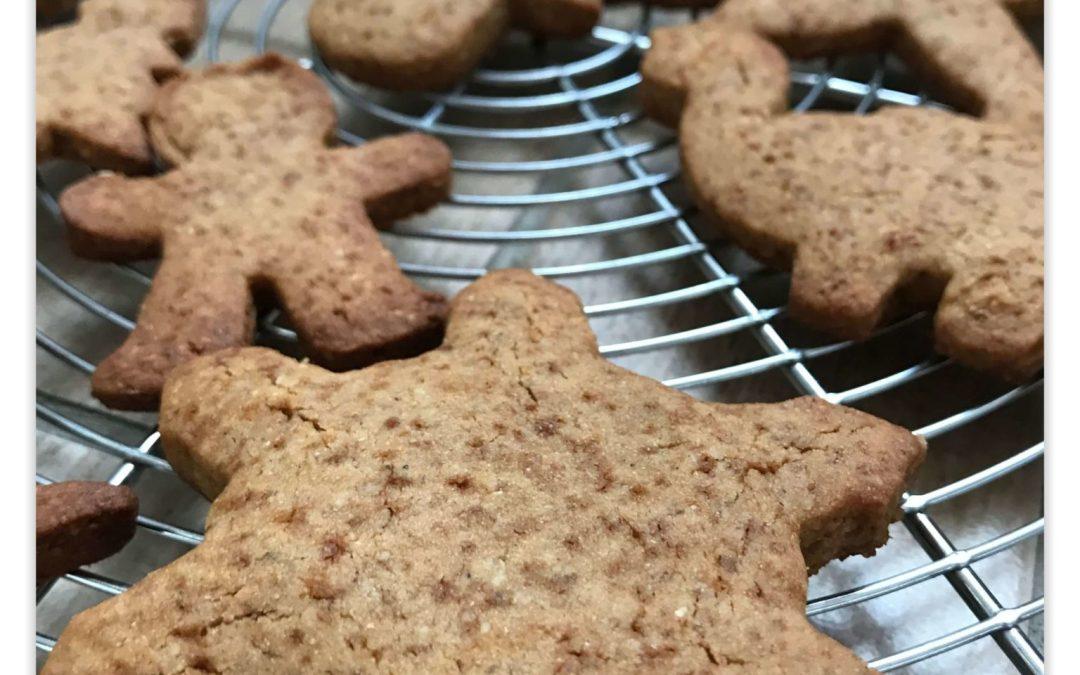 Sablés de Noël tout simplement et sans gluten