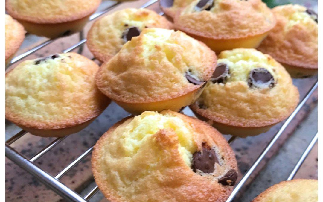 Petits gâteaux rapides sans gluten