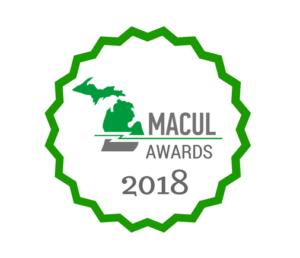 MACUL Awards 2018
