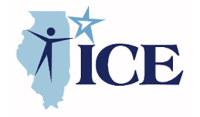 Illinois Computing Educators logo