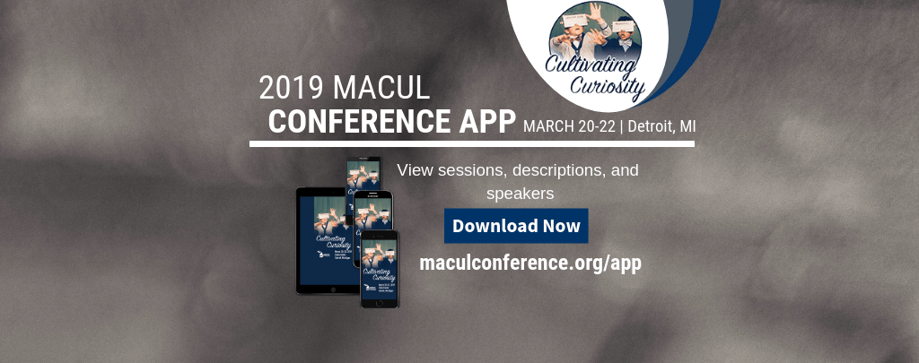 MACUL Conference App