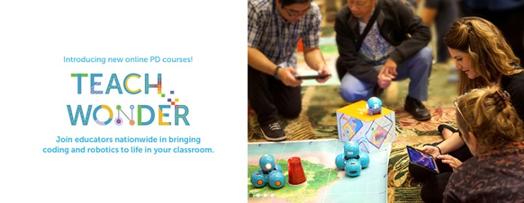 Teach Wonder Professional Program