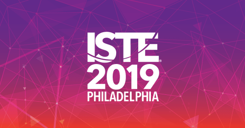 Register for the 2019 ISTE Conference, Philadelphia, PA