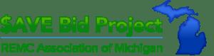REMC Save Bids logo