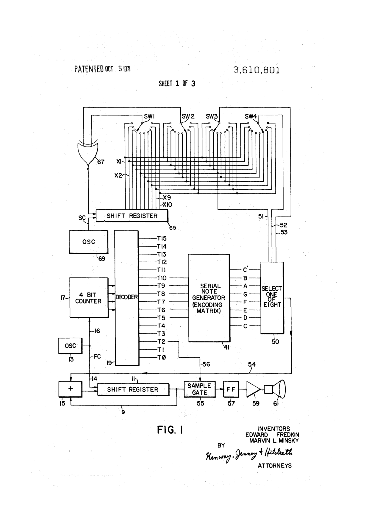 Muse Wiring Diagram