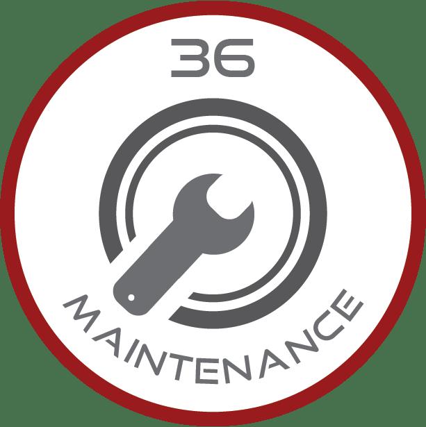 Maintenance 36 mois