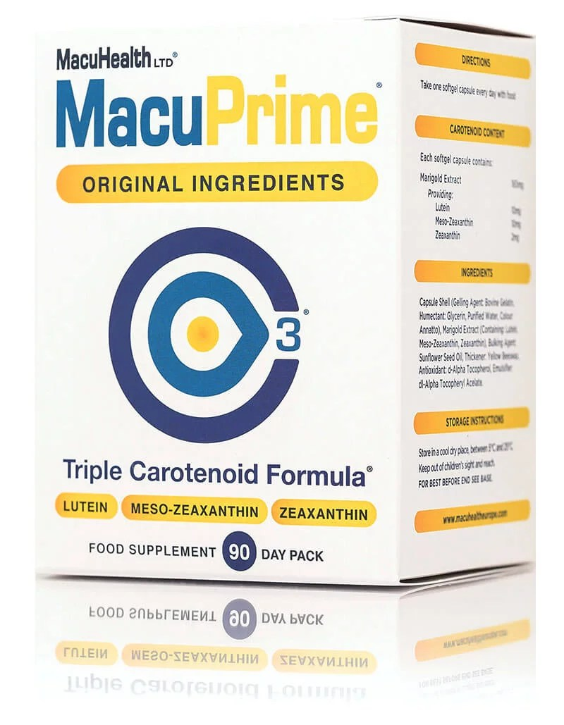 MacuPrime 90 front right