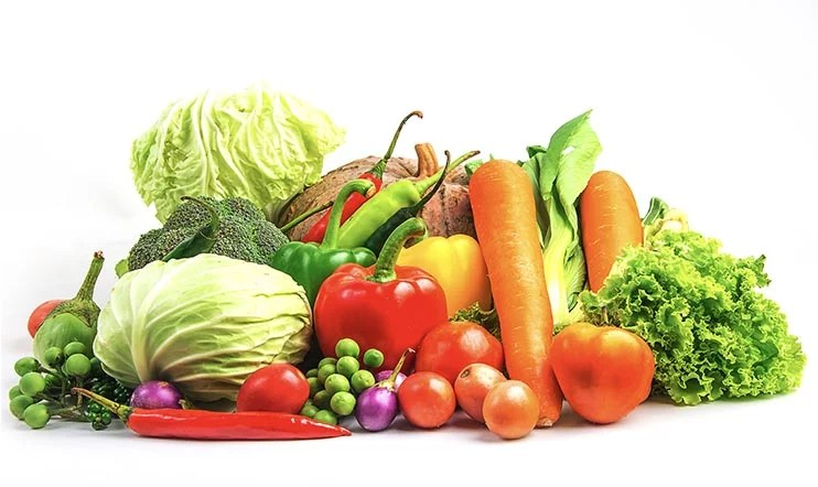 Carotenoids in Vegetables