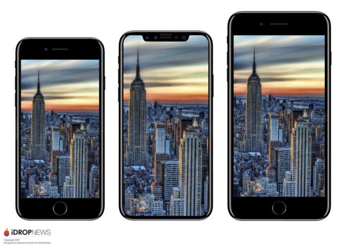 iPhone8 Comparison