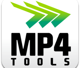 MP4tools for Mac 3.6.6 Edit and Create MP4 video files